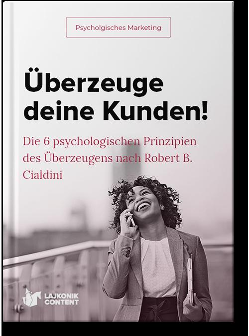 E-Book Ratgeber: Überzeuge deine Kunden