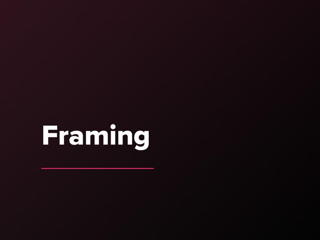 Kostenloser Verkaufspsychologie-Kurs: Framing