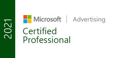 Microsoft Advertising Zertifikat