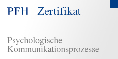 Zertifikat Psychologische Kommunikationsprozesse