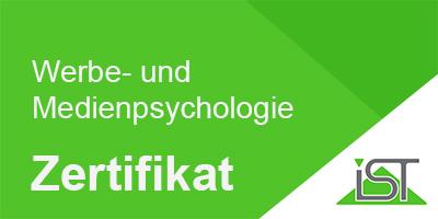 Zertifikat Werbe- und Medienpsychologie